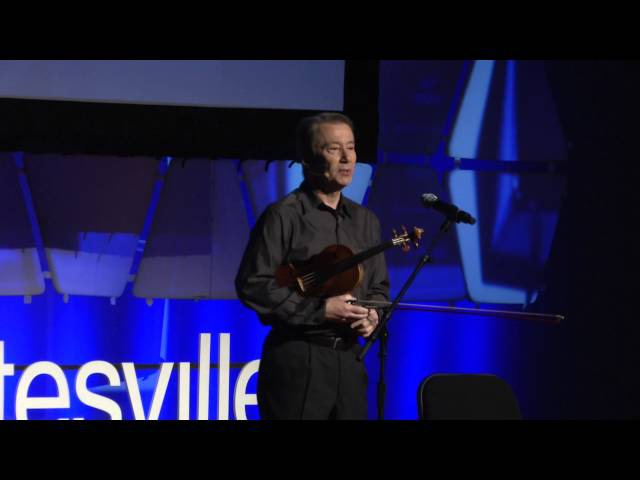 Communicating the emotion in classical music | Daniel Heifetz | TEDxCharlottesville » Freewka.com - Смотреть онлайн в хорощем качестве