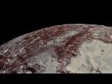 New Horizons Flyover of Pluto