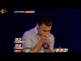 Dramatic Poker Hands - Drama Queens and Tears
