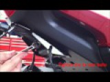 CB1000R R&G Tail Tidy Fitting by Jesters Trick Bits