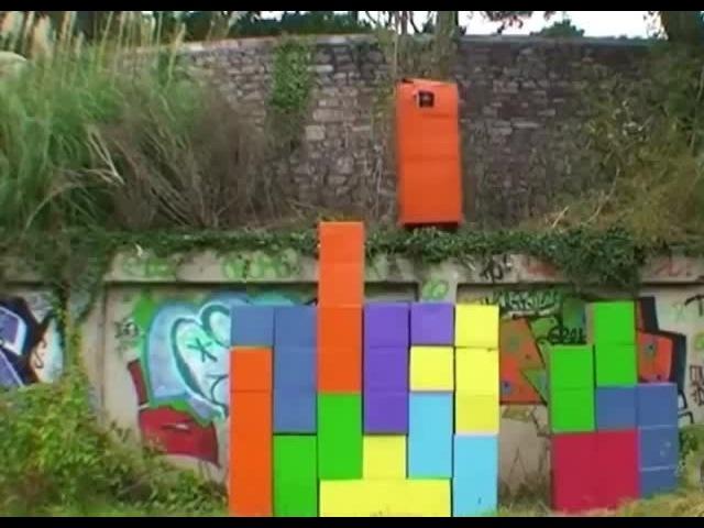 Loser tetris