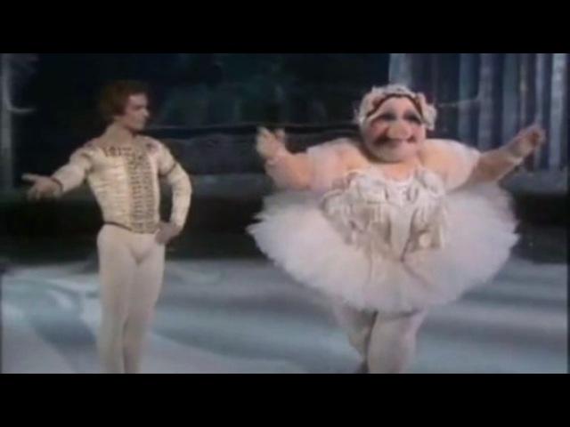 Свиное озеро (Нуриев в Маппет-шоу, 1978)