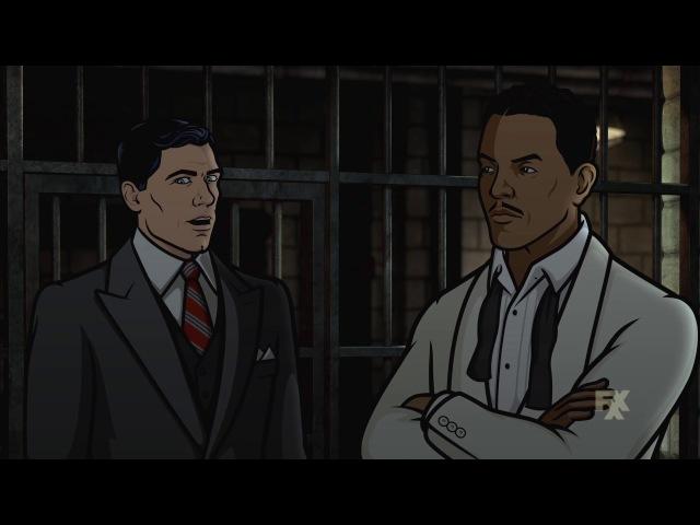 Спецагент Арчер 8 сезон 3 серия (Промо HD)