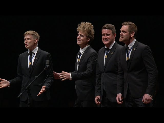 Ringmasters - Notre Dame Medley