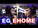 EG vs EHOME - BEST DOTA 2 GAME EVER - TOP 3 TI6