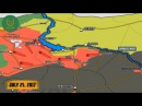 25 июля 2017. Военная обстановка в Сирии. Россия объявила об успехах в Алеппо с июня....