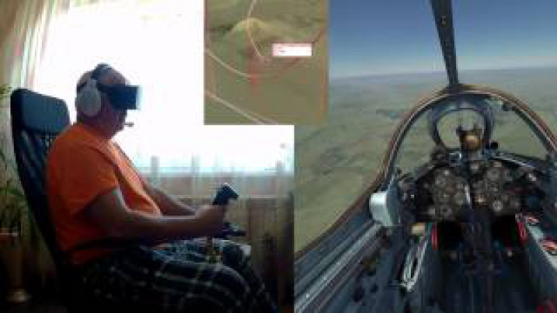 РЕАЛЬНЫЙ ЛЁТЧИК МиГ-29 в Авиасимуляторе! ПОСЛЕДНИЙ ПОЛЁТ ПОЛКОВНИКА ВВС!