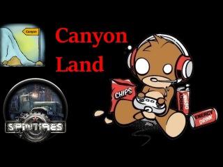 Spintires. Карта: Canyonland