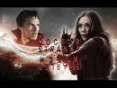 Dr Strange and Scarlet Witch | No, this is real