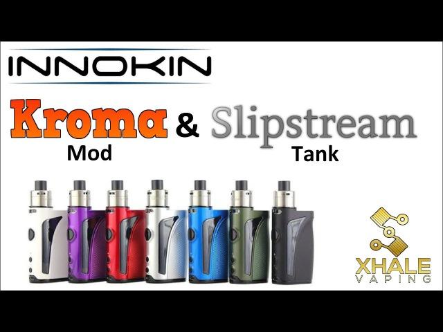Innokin Itaste Kroma Slipstream Tank Kit XHale Vaping