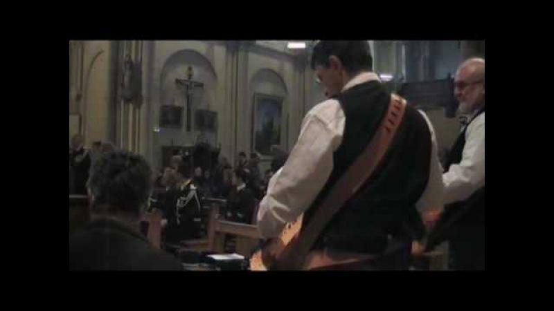 Vielle à roue hurdy gurdy : litanies de la vierge d'Autun