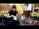 Недорогая игрушка шарик погремушка развивающая моторику ребенка посылка с Aliexp
