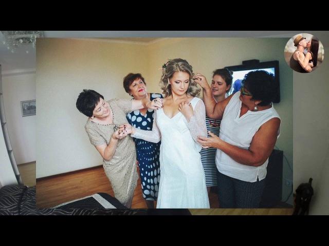 Как фотографировать свадьбу. Выпуск №3 Сборы невесты