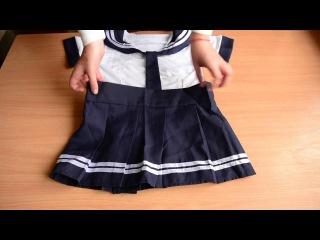 Сексуальный костюм школьницы, костюм морячки интернет шоп