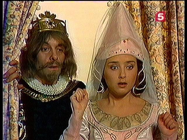 Прекрасная Розалинда, сказка. ЛенТВ, 1995 г.