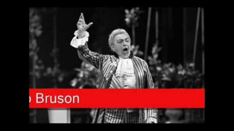 Renato Bruson: Verdi - Il Trovatore, 'Il balen del suo sorriso'