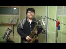 Livin'On A Prayer (Daehan Choi) Sax cover