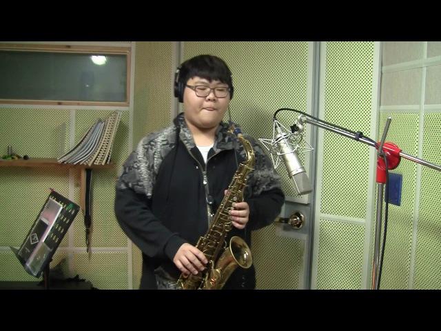 Livin'On A Prayer Daehan Choi Sax cover