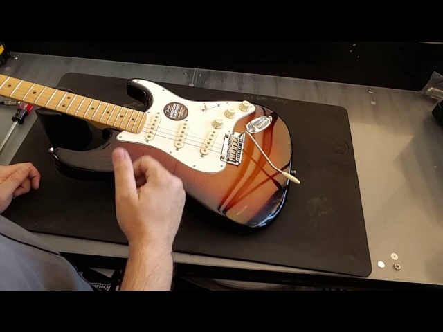5 things you didn't know about your Fender Strat
