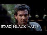 Black Sails  Jack Rackham + Anne Bonny  STARZ