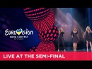 OG3NE - Lights and Shadows The Netherlands LIVE at the second Semi-Final