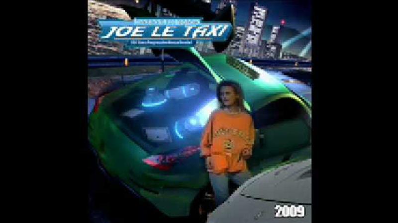 Vanessa Paradis - Joe le taxi (DJ Slava Progressive House remix)