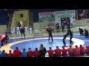 Показательное выступление спецназа ФСИН на соревнованиях по боевому самбо