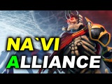NAVI vs ALLIANCE - EL Classico - SL i-League 3 Dota 2