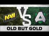 WATCH FIRST: OLD BUT GOLD - Na`Vi vs Alliance  SL I-League StarSeries Season 3
