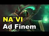 NAVI vs AD Finem - EU Qual - SL iLeague 3 Dota 2