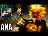 OG.ana - The King has arrived! | Dota 2 Monkey King
