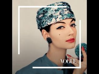 Подобається мода 1956?  Дивіться, як #HuaweiP10 відтворив характер  обкладинки журналу #Vogue