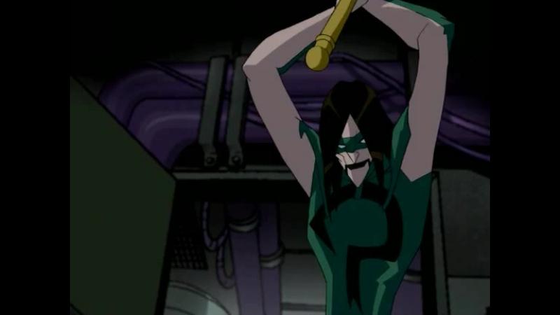 The Batman.Бэтмен (2004-2008) Второй сезон 2 серия