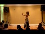 Maria at Soraya Zayed show ~ bellydance ~ tabla solo 1713