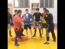 Вечерные тренировки Клуб Алигатор ТренерХанларАзизов
