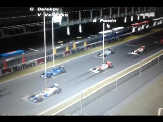 1994 ф1 испании гонка старт
