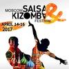Moscow Salsa & Kizomba Festival 2017