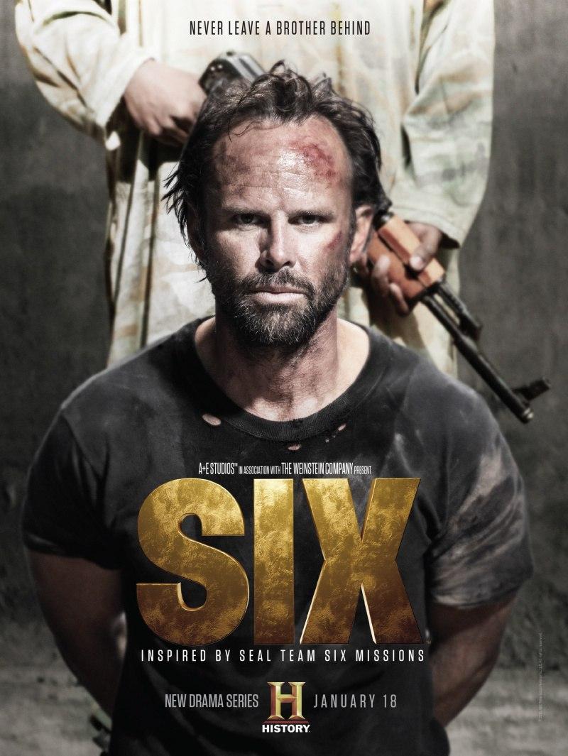 Шестой отряд 1 сезон 1 серия ColdFilm | Six