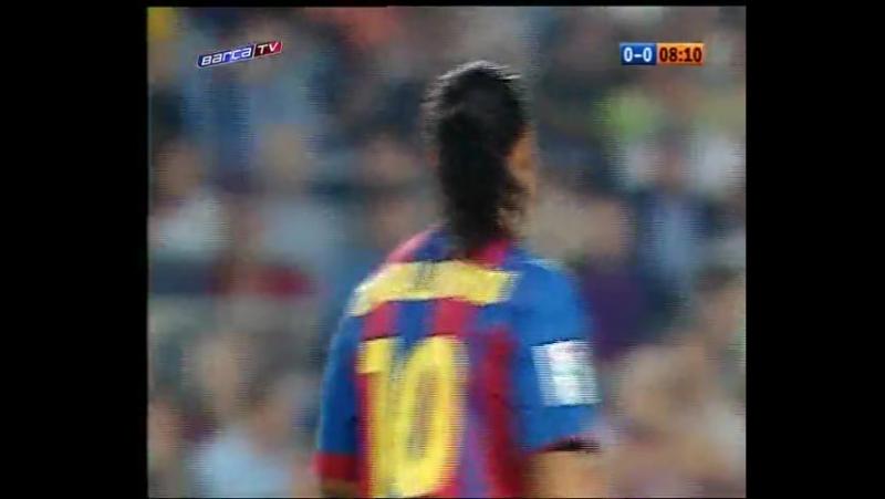 ЧИ 2004 05 4 тур Барселона Сарагоса 4 1