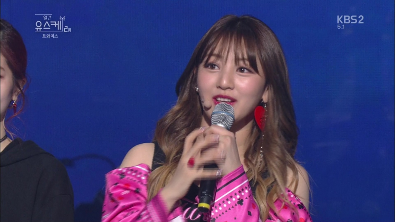 TWIСЕ Сhееr Uр Tаlk KNОСK KNОСK KBS2 Yu Huiyеоl's Skеtсhbооk 2017 02 26