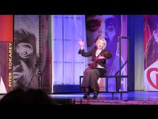Паяцы. 1-е действие, ария Недды. Оксана Сычёва.(Full HD)