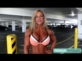 RIPPED and HUGE Female Muscle!