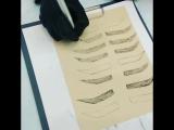 Обучение, отработка схемы на кожаных ковриках
