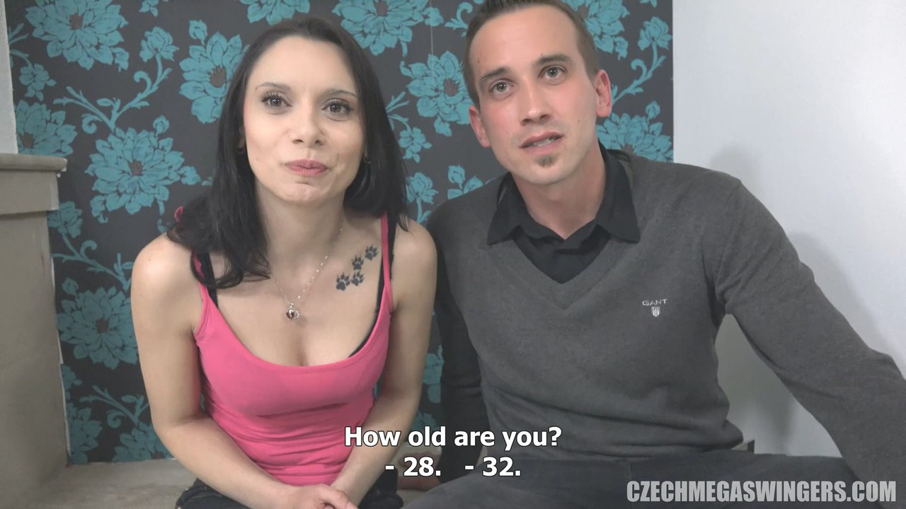 Czech Mega Swingers 20 - Part 1