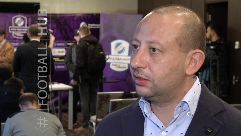 Генінсон: Фінал Кубку України можуть перенести в інтересах збірної