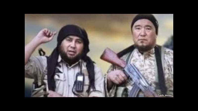 Казахи киргизы в Сирии Жесткий фильм