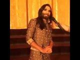 Conchita Wurst at the Premiere of
