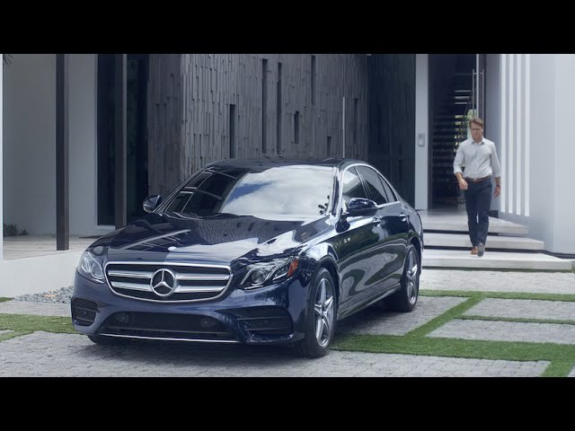 Mercedes-Benz 2017 E-Class Sedan – Video Brochure