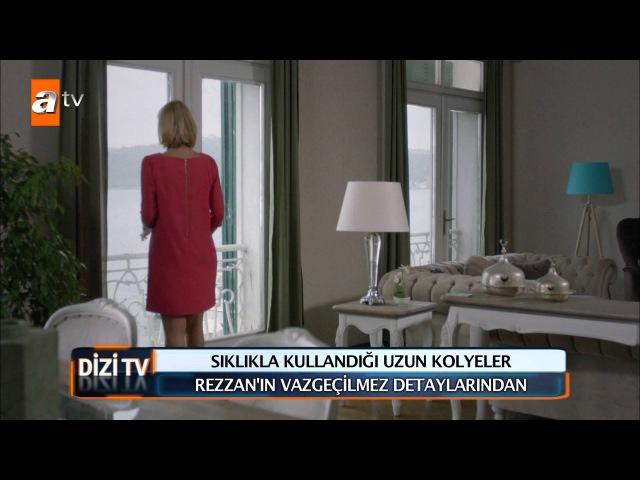 Bugünün Saraylısı'nın Başarılı Oyuncusu Gülenay Kalkan'dan Moda Şov - Dizi TV atv
