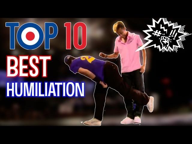 TOP 10 humiliation by Séan Garnier